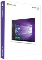 Microsoft Windows 10 Pro / Professional - Engels -