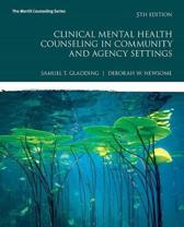 Clinical Mental Health Counseling in Community and Agency Settings with Mycounselinglab with Pearson Etext -- Access Card Package