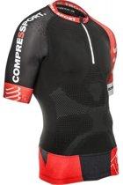 Compressport Trail Running Shirt V2 T1 Black