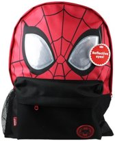 Nickelodeon Rugzak Spider-man Reflective Eyes 14 Liter Rood
