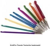 KnitPro Trendz Tunische haaknaald - 6,5 mm