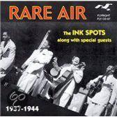 Rare Air-Ink Spots 1937