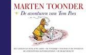 Alle verhalen van Olivier B. Bommel en Tom Poes 1 - De avonturen van Tom Poes