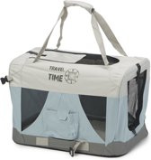 Beeztees Travel Time - Hondenbench - Nylon - 49x34x35 cm