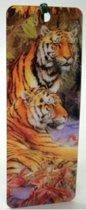 Boekenlegger tijger