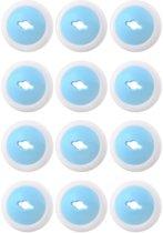 Stopcontactbeveiliging - kinderbeveiliging stopcontact - stopcontact bescherming - set van 12 stuks