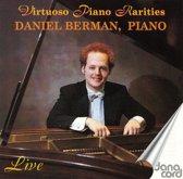 Daniel Berman - Virtuoso Piano Rarities