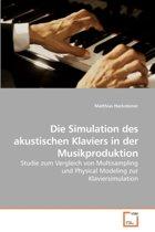 Die Simulation Des Akustischen Klaviers in Der Musikproduktion