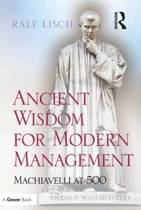 Ancient Wisdom for Modern Management