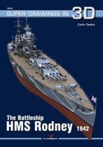 The Battleship HMS Rodney
