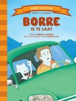 De Gestreepte Boekjes - Borre is te laat
