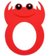 Toddler Copenhagen- Showercap - Douchekap - Krab Rood