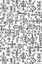Viking Pattern - Scandinavian Signs