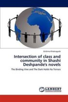 Intersection of Class and Community in Shashi Deshpande's Novels