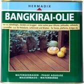 Hermadix Bangkirai-Olie - 2,5 liter