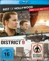 Arrival / District 9 (Blu-Ray)