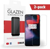 2-pack BMAX OnePlus 6 Screenprotector van gehard glas | Beschermglas | Tempered Glass
