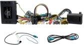 S.W.I. + Info Adapter Opel Astra K> 2016 weergave van PDC / Klimaatcontrol / Stoelverwarming / Video