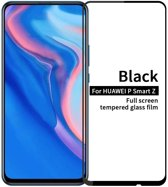 Huawei P Smart Z - Full-Cover Tempered Glass - Zwart