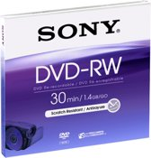 Sony Mini DVD-RW 1.4GB 1pk