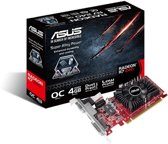 Asus Grafische kaart - 90YV04T2-M0NA00 VGA PCIe ATI R7240-OC-4GD3-L