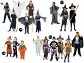 St. Kinderkostuum Halloween assorti