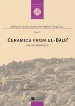 Ceramics from el-Bālū'