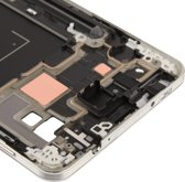 Let op type!! Original LCD Middle Board / Front Chassis for Galaxy Note III / N9000(Silver)