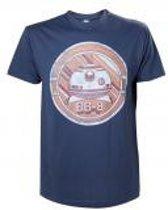 STAR WARS 7 - T-shirt BB-8 Print (XXL)