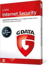 G Data Internet Security - 3 Users (Nederlands)