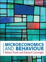 Microeconomics and Behaviour 2e ed
