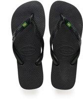 Havaianas Brasil Slippers Unisex - Black