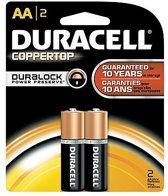 Duracell AA baterijen( 2 stuks)