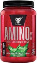 BSN Amino X - Aminozuren - 70 doseringen - Green Apple