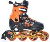 Tempish Daco Inline Skates Junior Oranje/zwart Mt 33/36