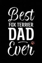Best Fox Terrier Dad Ever
