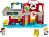 Fisher-Price Little People Vriendelijke School - Speelfigurenset