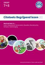 Citotoets begrijpend lezen 2; Groep 7 en 8