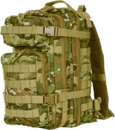 Assault rugzak multi camo small