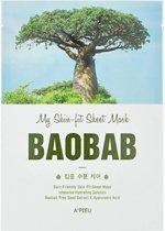 A'pieu - My Skin Baobab Fit Sheet Mask
