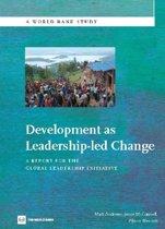 Development as Leadership-led Change