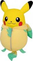 Pokemon Pluche - Pikachu Sleeping Bag Leafeon