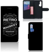 Honor 20 Pro Book Cover Whiskey