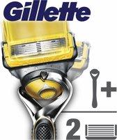 Gillette Fusion Proshield met Flexball Technologie Scheersysteem + 2 Scheermesjes - Scheermes