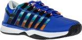 K-Swiss Hypercourt HB Tennisschoenen - Maat 45 - Mannen - blauw/oranje