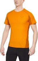 Dynafit Enduro t-shirt Heren oranje Maat XL