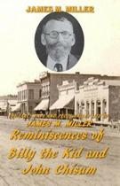 The Early Days & Pecos Valley Life of James M. Miller