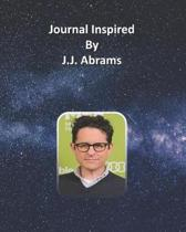 Journal Inspired by J.J. Abrams