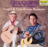 Granados: 12 Danzas Espanolas / Angel & Celedonio Romero