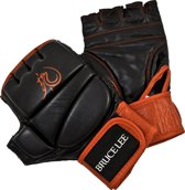 Bruce Lee Dragon Free Fight / MMA Handschoenen - Leer - M
